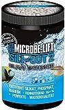 MICROBE-LIFT Sili-Out 2 - Silikatentferner (entfernt Silikat, Phosphat, Barium, Arsen, Chrom & Gelbstoffe aus dem Wasser in jedem Meerwasser & Süßwasser Aquarium, auf Aluminium-Basis, 720 g) 1000 ml