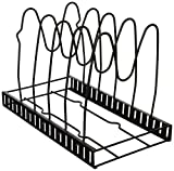 Better Rack Kitchen and Cookware Organization Holders - The Most Convenient Way to Stack, Store, & Organize Your Pans