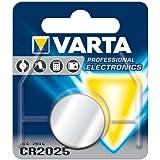 Lot de 3Varta 6025Pile bouton lithium