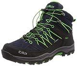 CMP Unisex Rigel Mid Wp Trekking-& Wanderstiefel , Blau (B.Blue-Gecko) , 39 EU