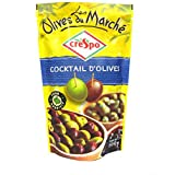 Crespo Les Olives Du Marché, Cocktail D'olives, Pour Apéritif - ( Prix Par Unité ) - Envoi Rapide Et Soignée