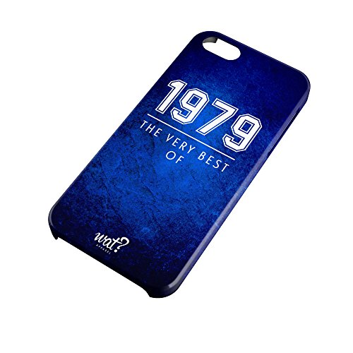 The Very Best Of 1979Case/Housse Coque 3D pour iPhone 5Motif What about Tee