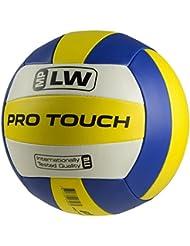 Volleyball Mp-Lw - blau/weiss/gelb