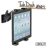 """iBolt TabDock AMPs - Soporte de base para taladro resistente para todas las tabletas de 7"""" - 10"""" (iPad, Samsung Tab) para coches, escritorios, encimeras: ideal para vehículos comerciales, camiones, hogares, escuelas y negocios"""