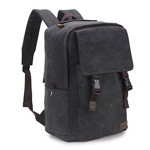 15.6 Zoll Laptop Rucksack Backpack Schulrucksack für bis zu 15.6 zoll Laptop Notebook Computer Campus Studenten Outdoor Reisen Wandern mit...