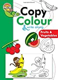 My Big Book of RHYMES: Fruits & Vegetables