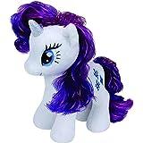 TY 41008 - My Little Pony Baby - Schmusetier Rarity, 15 cm