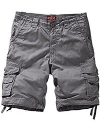 fc53c794aa Amazon.co.uk: Grey - Shorts / Men: Clothing