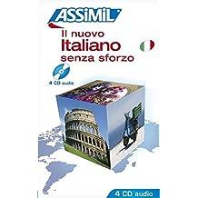 ASSiMiL Selbstlernkurs für Deutsche / Assimil Italienisch ohne Mühe heute: 4 Audio CDs (170 Min. Tonaufnahmen) zum Lehrbuch Italienisch ohne Mühe heute