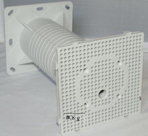 Wärmedämmung Montageplatte Teleskop Geräteträger für Dämmung außen isolierung