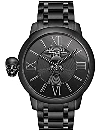 Thomas Sabo Reloj para señor Rebel with Karma Negro WA0305-202-203-46