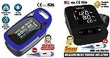 Dr Trust Pulse Oximeter & Blood Pressure Monitor Combo