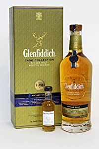 Glenfiddich - Cask Collection - Vintage Cask - 40% - *50ml Sample* by Glenfiddich