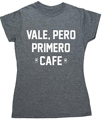 hippowarehouse-vale-pero-primero-cafe-camiseta-manga-corta-ajustada-para-mujer