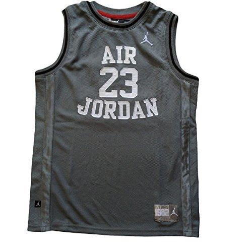 Nike Jordan Boy's Youth Classic Mesh Jersey Shirt -