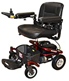 Best Electric Wheelchairs - Roma Medical Reno II Powerchair Electric Indoor Travel Review
