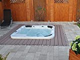 Outdoor Whirlpool Hot Tub