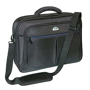 PEDEA Premium Notebooktasche 39,6cm (15,6 Zoll) inkl. Tablet-PC Fach, schwarz