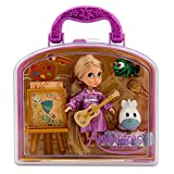 Disney Animators' Collection Rapunzel Mini Doll Play Set - 5'' by Disney