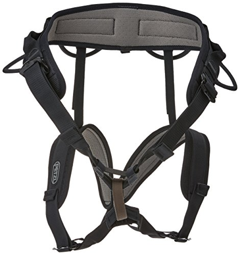 PETZL FALCON MOUNTAIN HARNESS SZ 2 C38CAA2