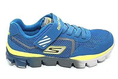 SKECHERS GO RUN RIDE 95676LRYYL Unisex-child Lace-Up Shoe