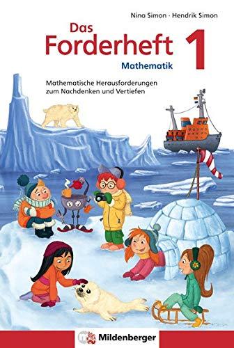 Das Forderheft 1: Mathematische Herausforderungen zum Nachdenken und Vertiefen