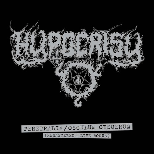 Penetralia/Osculum Obscenum -Re-Release