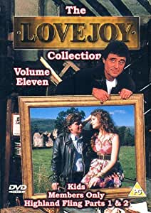 Lovejoy: The Lovejoy Collection - Volume 11 [DVD]
