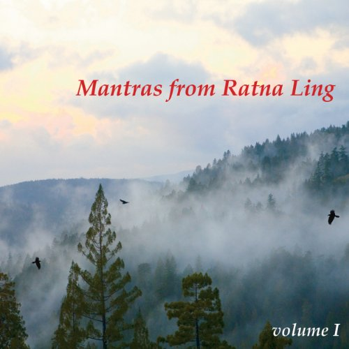 Mantras from Ratna Ling, Volume 1  Audiolibri