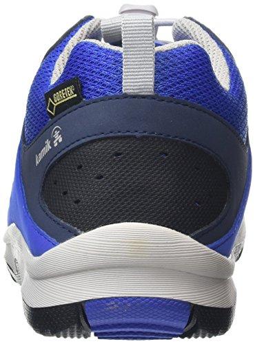 Kamik SHERPAG, Baskets mixte enfant Blau (COBALT/COB)