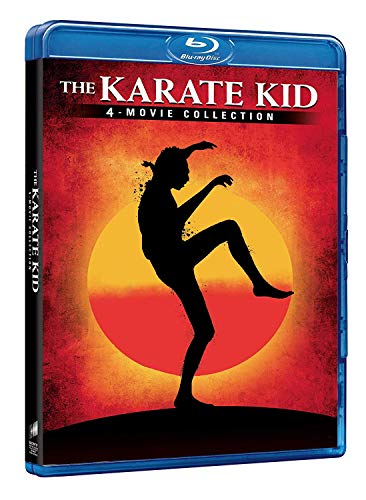 Blu-Ray - Karate Kid Collection (4 Blu-Ray) (1 BLU-RAY)
