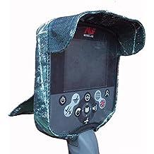 DetectorCovers Detector DE Metales MINELAB CTX3030 LA Cubierta DE LA Caja DE Control con Visor EN