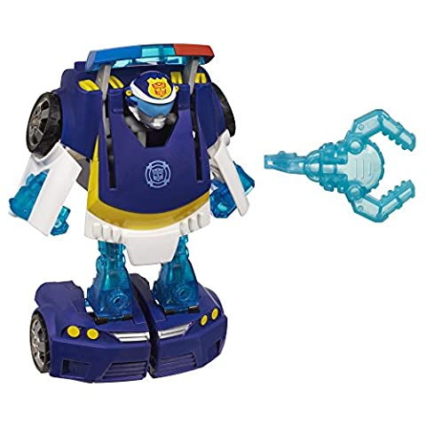 Transformers Rescue Bots - Playskool Heroes Transformers Rescue Bots Energize Chase