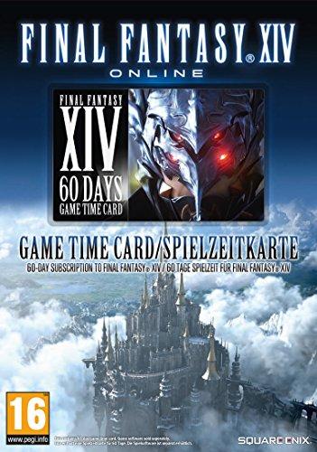 game time card Final Fantasy XIV - A Realm Reborn Pre-Paid Card - [AT-PEGI]
