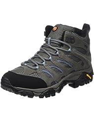 Merrell MOAB MID GTX J87112 - Zapatillas de senderismo de cuero para mujer