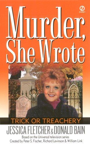rick or Treachery (Murder She Wrote Book 14) (English Edition) ()