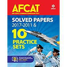 AFCAT Solved Papers and Practice Sets 2018