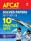 #10: AFCAT Solved Papers and Practice Sets 2018