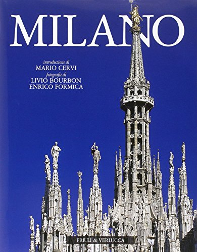 Milano. Ediz. italiana e inglese por Livio Bourbon