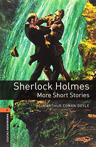 Oxford Bookworms Library: Oxford Bookworms 3. Sherlock Holmes MP3 Pack