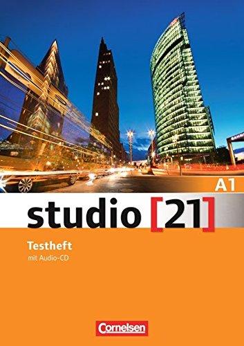 Studio 21 a1 Testheft (Incluye CD)