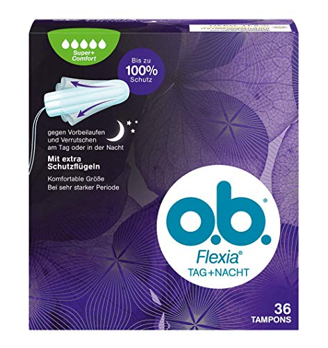 o.b. Flexia Super+Comfort 36 Stück