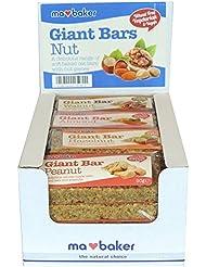 Ma Baker - Giant Bars Nut - 20 Mixed Bars