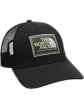 The North Face Mudder Trucker, Gorra de Béisbol para Hombre, Negro (Black), One Size (Tamaño del Fabricante:OS)