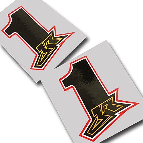 Preisvergleich Produktbild Jonathan Rea Nummer 1 New Style Grafikkarte X 2