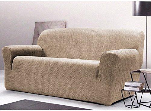 Copridivano Gabel Poncho Roma Duo Avana - CopriDivano 3 posti (divani da 180 a 250 cm) - divGabel33