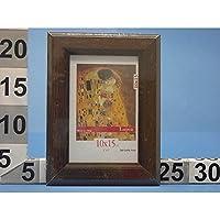 Cornice In Legno portafoto porta foto poster Arte Povera 10X15 cm In Crilex