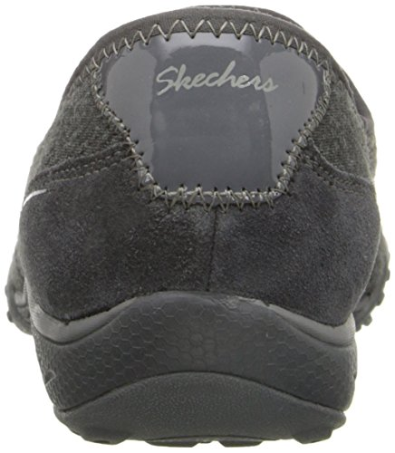 Skechers - Breathe-easyallure, Scarpe da ginnastica Donna Charcoal
