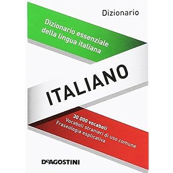 Dizionario Tascabile Italiano