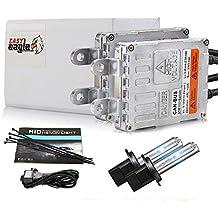 EASY EAGLE H7 HID Canbus Xenón Kit 6000K Luz Lámpara de Conversión del Headlight Car Lámpara de Repuesto